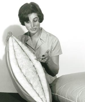 Das erste und weltweit patentierte Regina 3-Kammer-Kissen