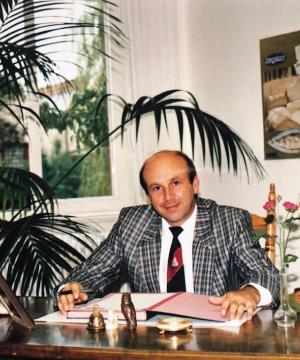 Erich Schweigert wird Firmeninhaber OBB