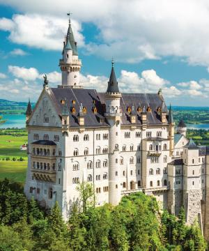 OBB Schloss Neuschwanstein Kollektion